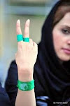 IRANIAN WOMEN ARE FEARLESS POLITICAL ACTIVISTS