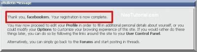 Register Forum