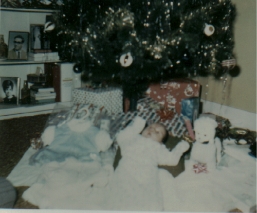 Christmas Tree With Parents