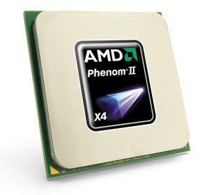 amd phenom 2 x4 955 black edition Nuevo AMD Phenom II 945 de 95W en el Mercado