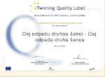 Certifikát kvality CZ