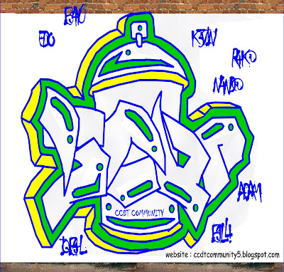 Graffiti Bayu