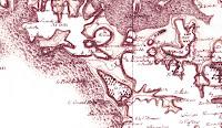 Carte Cassini Presqu'île de Rhuys