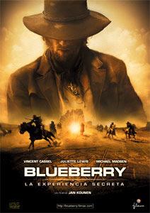 El dragon dorado el teniente blueberry for Teniente blueberry