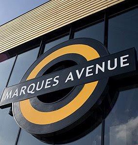 Marques Avenue A6 Paris Sud Corbeil Essonnes
