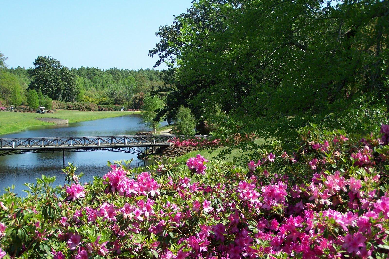 THE END Sweet Home Alabama Bellingrath Gardens