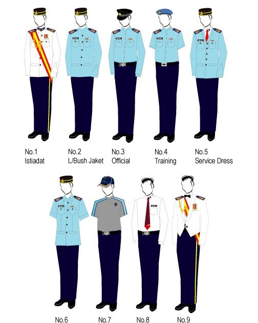 Air Scout Uniform 104