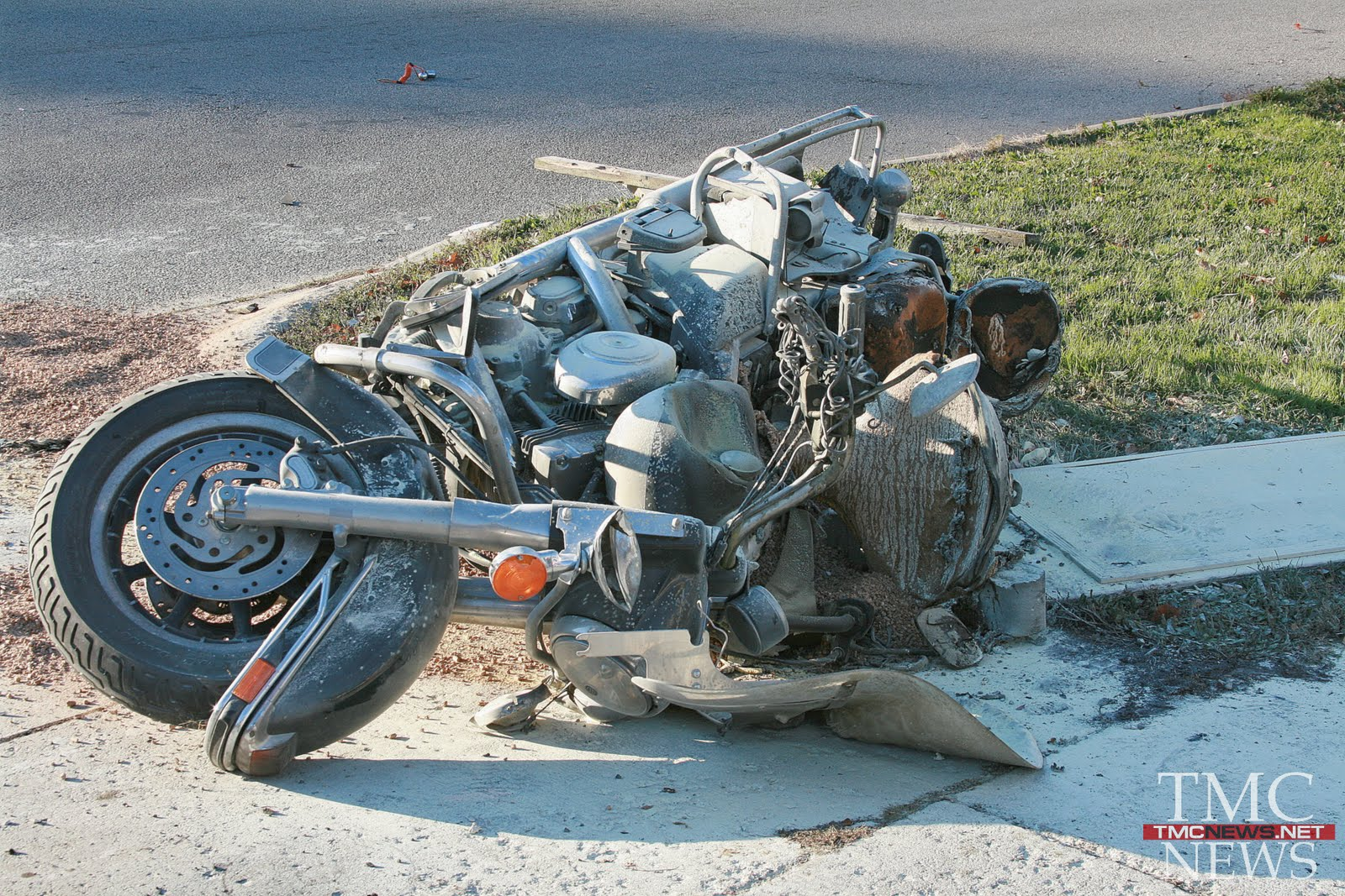 Graphic Motorcycle Accident | www.pixshark.com - Images ...