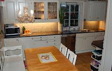 Kjøkkenet mitt