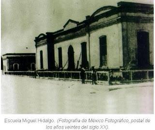 Escuela Miguel Hidalgo