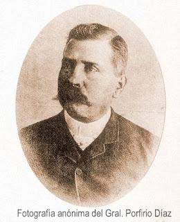 Gral Porfirio Diaz