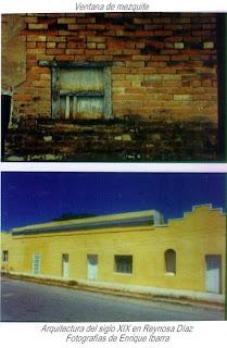 Arquitectura del siglo XIX en Reynosa Diaz