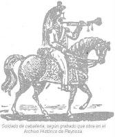 Soldado de caballeria