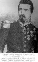 General Pedro Ampudia