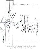 Plano propositivo para el traslado de Reynosa