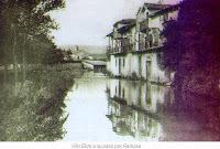Rio Ebro a su paso por Reinosa