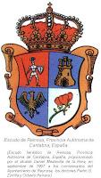 Escudo heraldico Reinosa Provincia Autonoma Cantabria Espana
