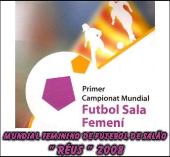 Mundial Femenino Futsal 2008:
