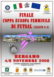 Copa UEFS femenina 08