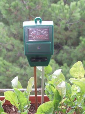 Medidor de humedad y ph el balcon verde for Medidor ph tierra