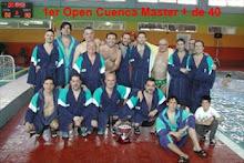 1er Open Cuenca Master 1 d 2
