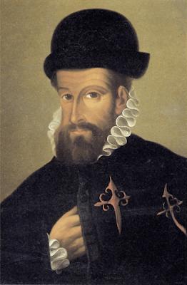 Conquistador Francisco Pizarro