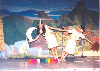 Danza El Condor Pasa