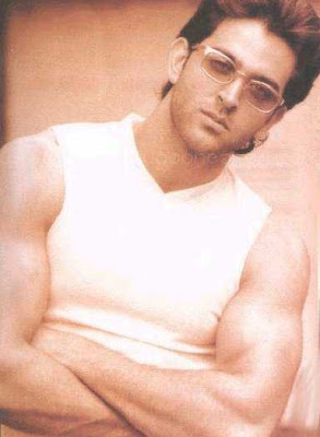 Actor Hrithik Roshan