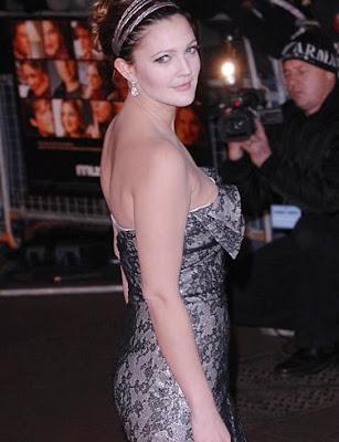 Actriz Drew Barrymore