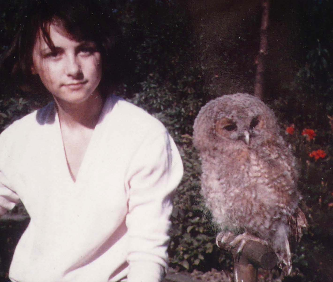 Himself sometimes puts an owl in his carvings, silently watching from ...