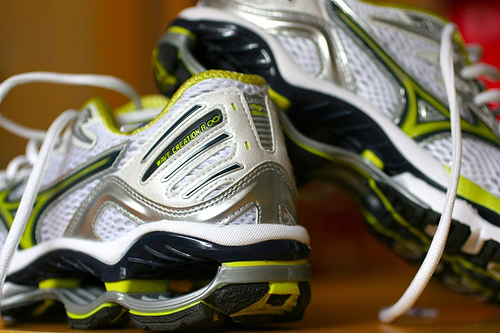 the running shoes 2011