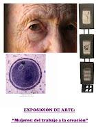 """Exposición """"Mujeres: del trabajo a la creación"""""""