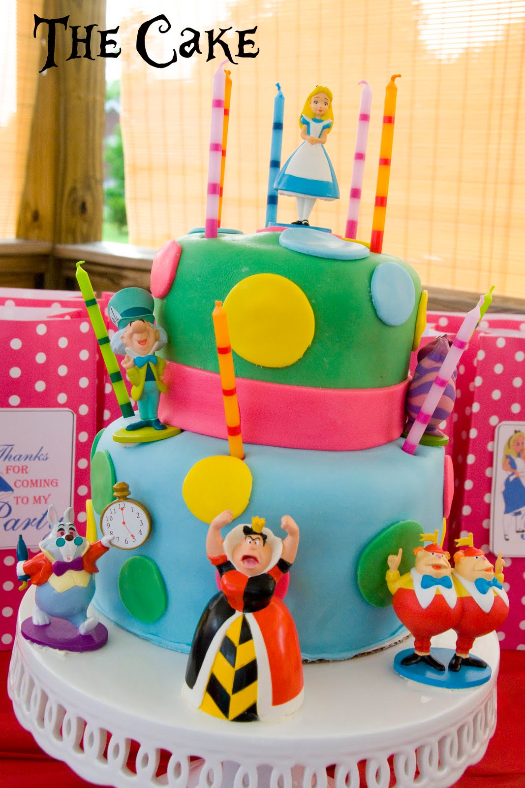 Alice in wonderland party ideas - Alice in wonderland party decorations ideas ...