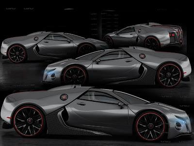 Concept Car - Bugatti Renaissance - Cars Club Bugatti Renaissance Concept