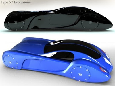 Bugatti Imagenes on Concept Car Bugatti Type 57 Evoluzione   Concept And Design Cars