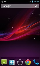 Download Sony Xperia Z Live Wallpaper 2013