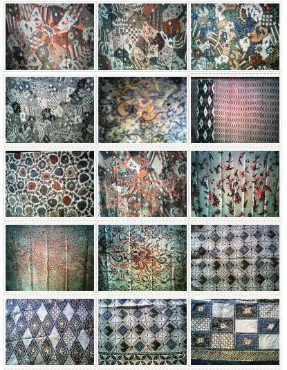 Local Exotic Views: Kebumen's Batik
