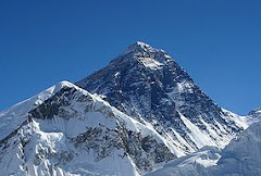 Gunung Everest 8,848 Meter