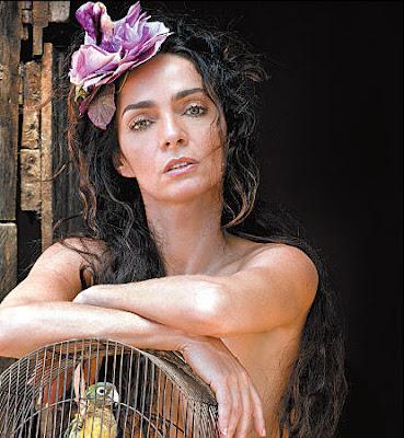 Claudia Ohana Mais Uma Vez Capa Da Revista Playboy