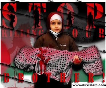 Palestin Kami Bersama Mu