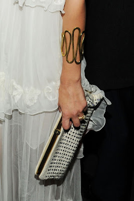 Jessica Alba Cuff Bracelet