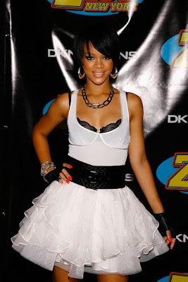 Rihanna Link Bracelet