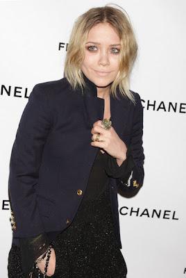 Mary-Kate Olsen Gemstone Ring