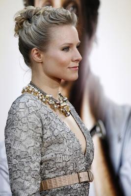 Kristen Bell Multi Beaded Necklace