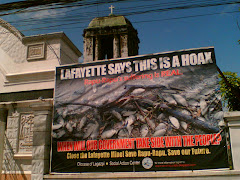 Roman Catholic Diocese of Legazpi says Close the Lafayette Mine!