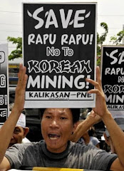 Stop funding Lafayette! Close the Rapu-Rapu Mine!