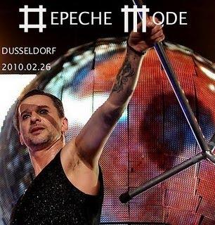 Depeche Mode Nisan 2010