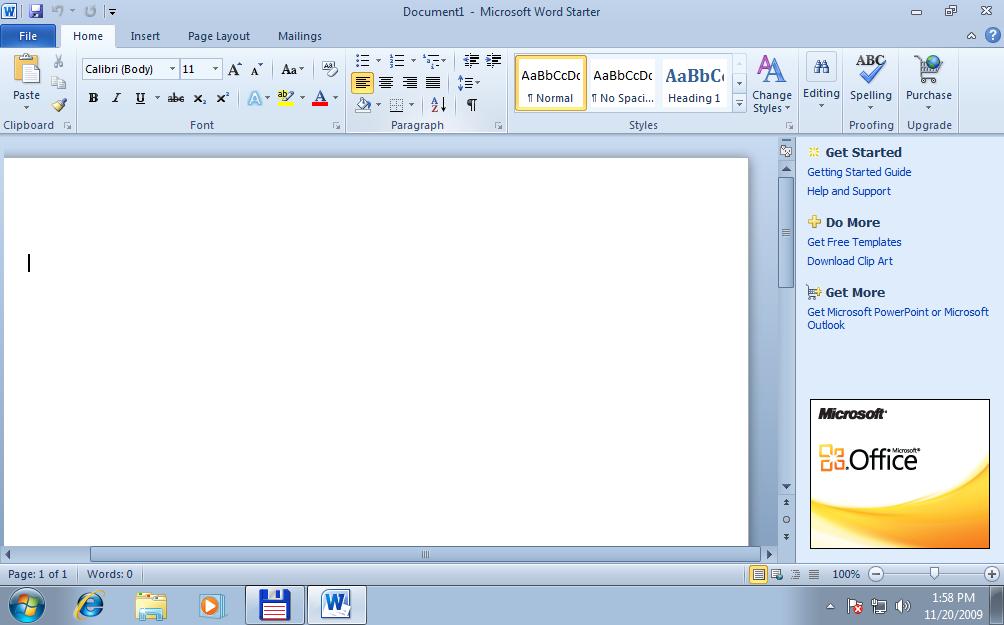 скачать программу World Office 2010 бесплатно для Windows 10 - фото 5