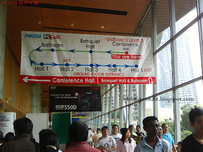 map pc fair klcc