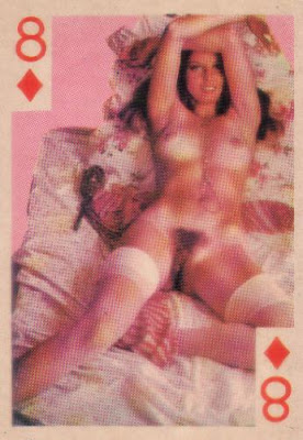 Words... join Vinatge nude playing cards opinion only
